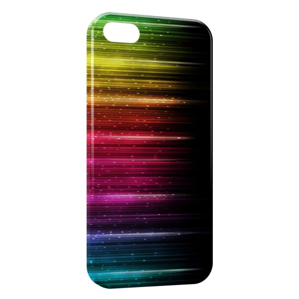 Coque iPhone 4 & 4S Multicolor 2