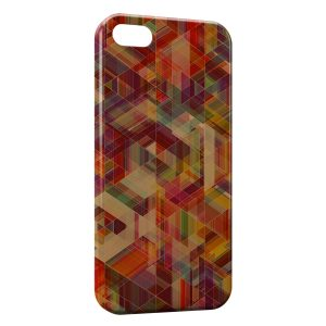 Coque iPhone 4 & 4S Multicolor Style