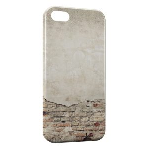 Coque iPhone 4 & 4S Mur ancien