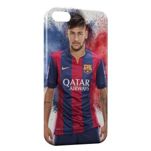 Coque iPhone 4 & 4S Neymar FC Barcelone 6