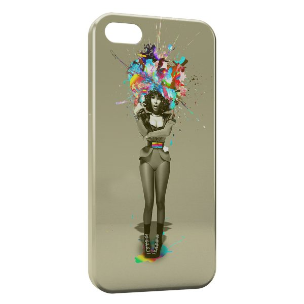 Coque iPhone 4 & 4S Nicki Minaj