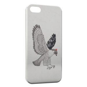 Coque iPhone 4 & 4S Oiseau Design Style