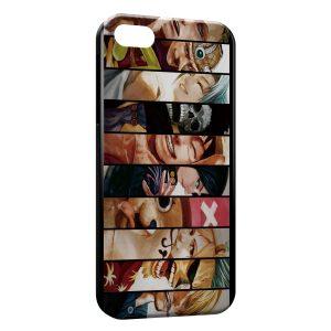 Coque iPhone 4 & 4S One Piece 4