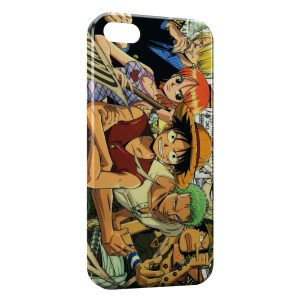 Coque iPhone 4 & 4S One Piece 5