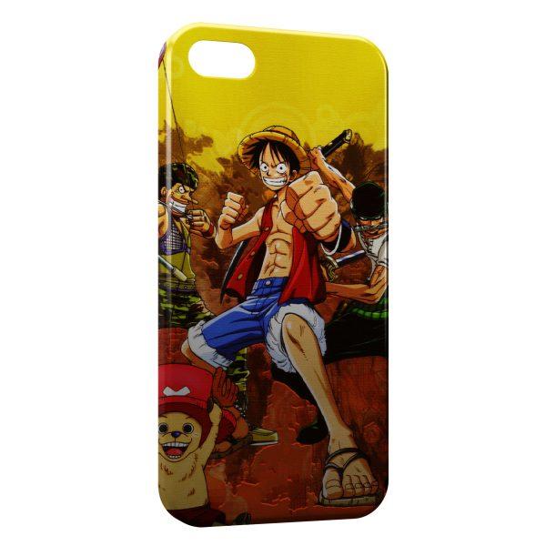 Coque iPhone 4 & 4S One Piece Manga 14