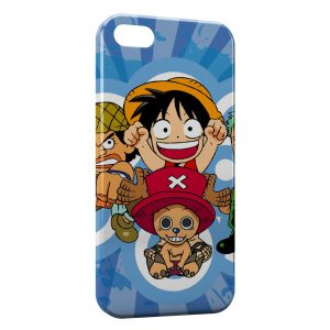 Coque iPhone 4 & 4S One Piece Manga 15
