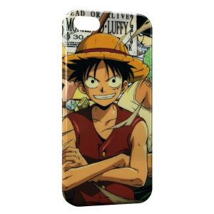 Coque iPhone 4 & 4S One Piece Manga 20
