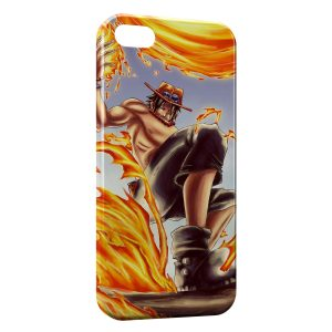 Coque iPhone 4 & 4S One Piece Manga 21