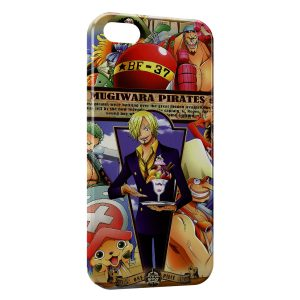 Coque iPhone 4 & 4S One Piece Manga 30