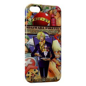 Coque iPhone 4 & 4S One Piece Manga 30