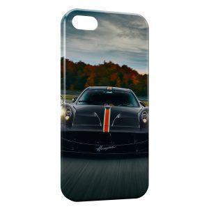 Coque iPhone 4 & 4S Paganiq Voiture Noire