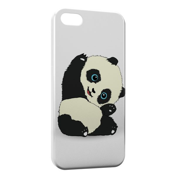 coque iphone 4 panda kawaii