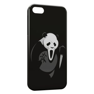Coque iPhone 4 & 4S Panda Scream Parodie