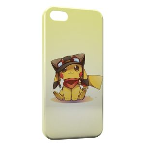 Coque iPhone 4 & 4S Pikachu Pokemon Artn Design
