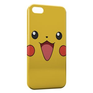 Coque iPhone 4 & 4S Pikachu2