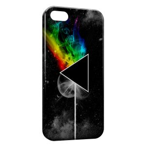 Coque iPhone 4 & 4S Pink Floyd Galaxy