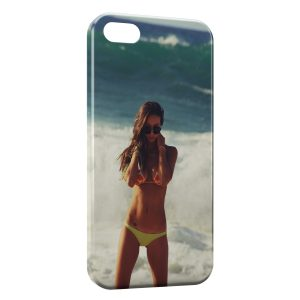 Coque iPhone 4 & 4S Plage & Bikini 2