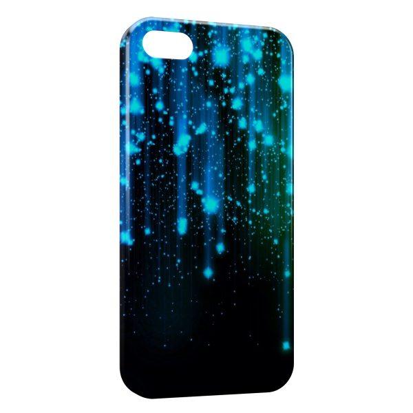 Coque iPhone 4 4S Pluie Galaxy 600x600