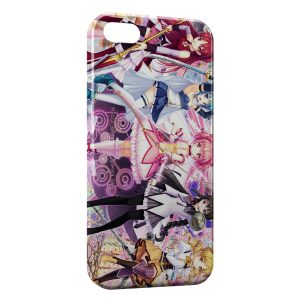 Coque iPhone 4 & 4S Puella Magi Madoka Magica Manga 2