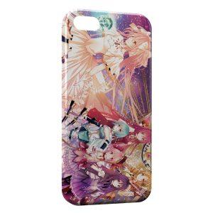 Coque iPhone 4 & 4S Puella Magi Madoka Magica Manga 4