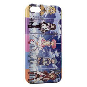 Coque iPhone 4 & 4S Puella Magi Madoka Magica Manga 6