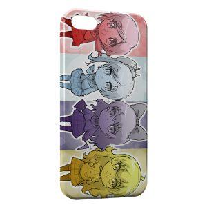 Coque iPhone 4 & 4S RWBY 4