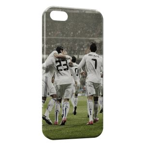 Coque iPhone 4 & 4S Real Madrid Ronaldo Cristiano Football