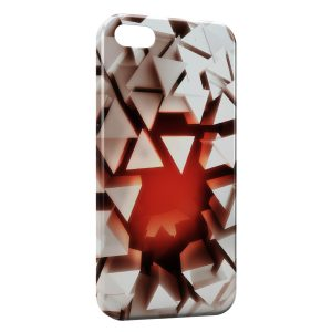 Coque iPhone 4 & 4S Red Ball