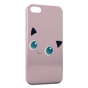 Coque iPhone 4 & 4S Rondoudou Pokemon Simple Art 2