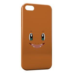Coque iPhone 4 & 4S Salameche Simple Art Pokemon