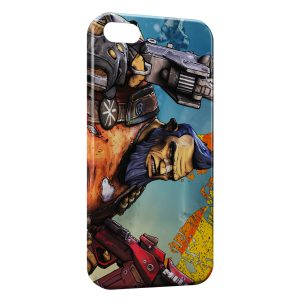 Coque iPhone 4 & 4S Salvador Borderlands