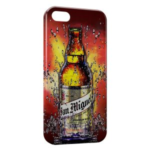 Coque iPhone 4 & 4S San Miguel Bière Cerveza Espagnole 3