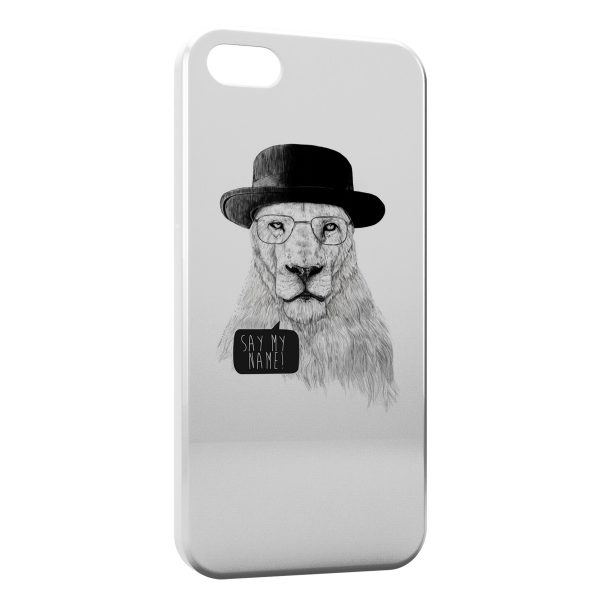 Coque iPhone 4 & 4S Say my name