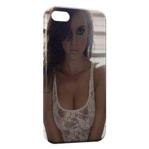 Coque iPhone 4 & 4S Sexy Girl 21