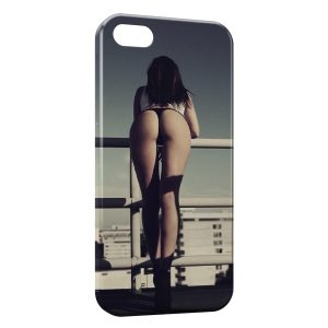 Coque iPhone 4 & 4S Sexy Girl 22