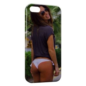 Coque iPhone 4 & 4S Sexy Girl 24