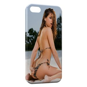 Coque iPhone 4 & 4S Sexy Girl 44
