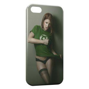 Coque iPhone 4 & 4S Sexy Girl Comics 2