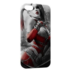 Coque iPhone 4 & 4S Sexy Girl Suicide Squad