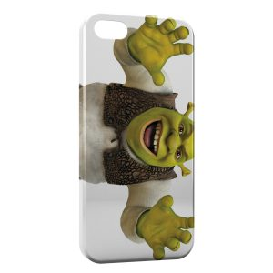 Coque iPhone 4 & 4S Shrek Dessins animés
