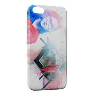 Coque iPhone 4 & 4S Skrillex
