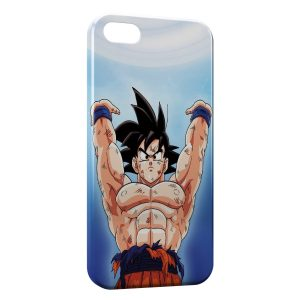 Coque iPhone 4 & 4S Son Goku Dragon Ball Z