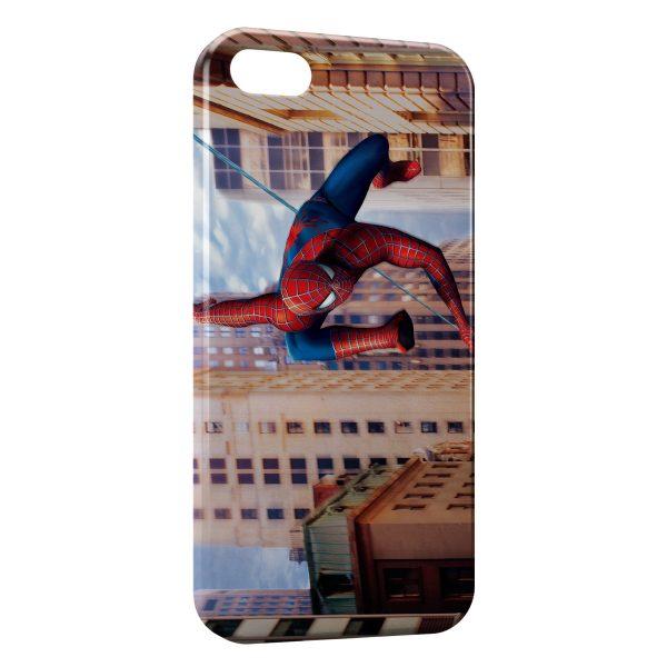 Coque iPhone 4 & 4S Spiderman 2