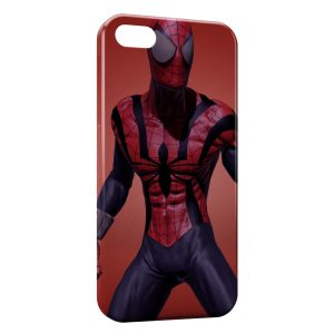 Coque iPhone 4 & 4S Spiderman 6