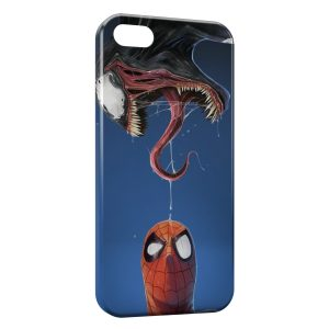 Coque iPhone 4 & 4S Spiderman 7