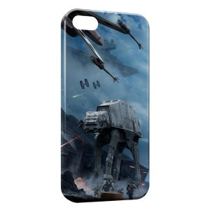 Coque iPhone 4 & 4S Star Wars 7 Millenium 3