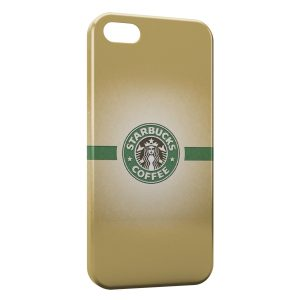 Coque iPhone 4 & 4S StarBucks Coffee Logo