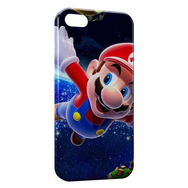 Coque iPhone 4 & 4S Super Mario Galaxy 4
