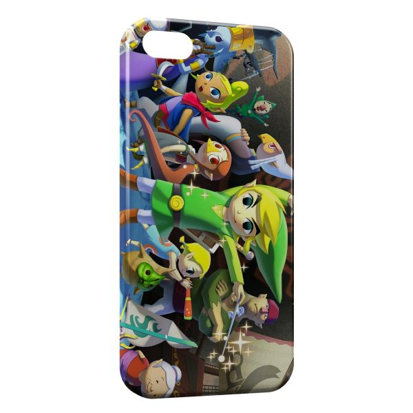 coque zelda iphone 4
