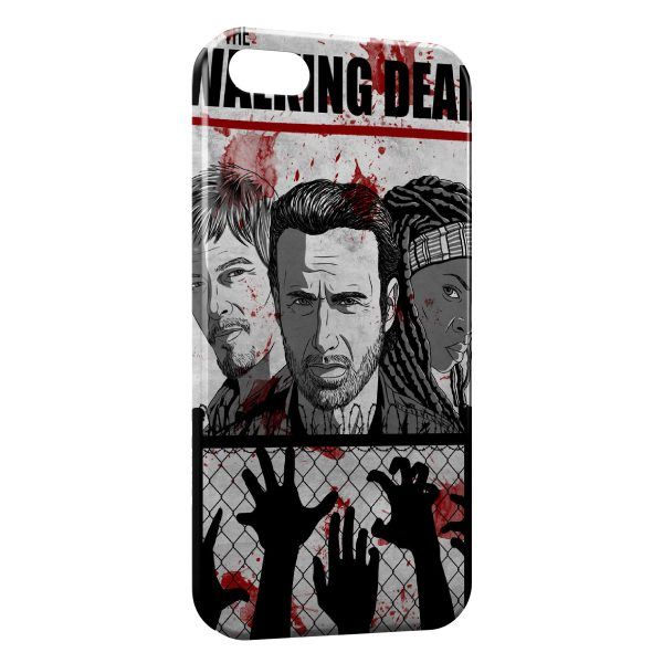 Coque iPhone 4 & 4S The Walking Dead 3